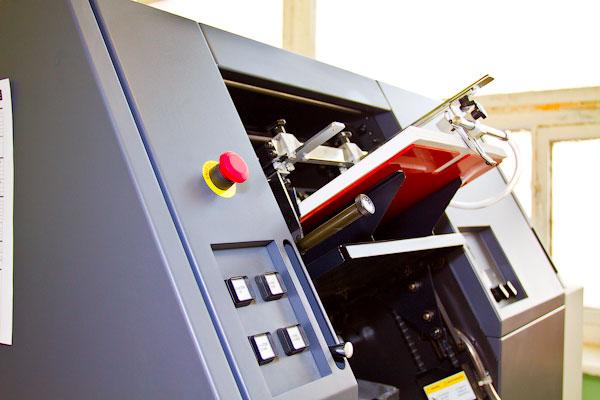 HP INDIGO PRESS верхняя подача листов